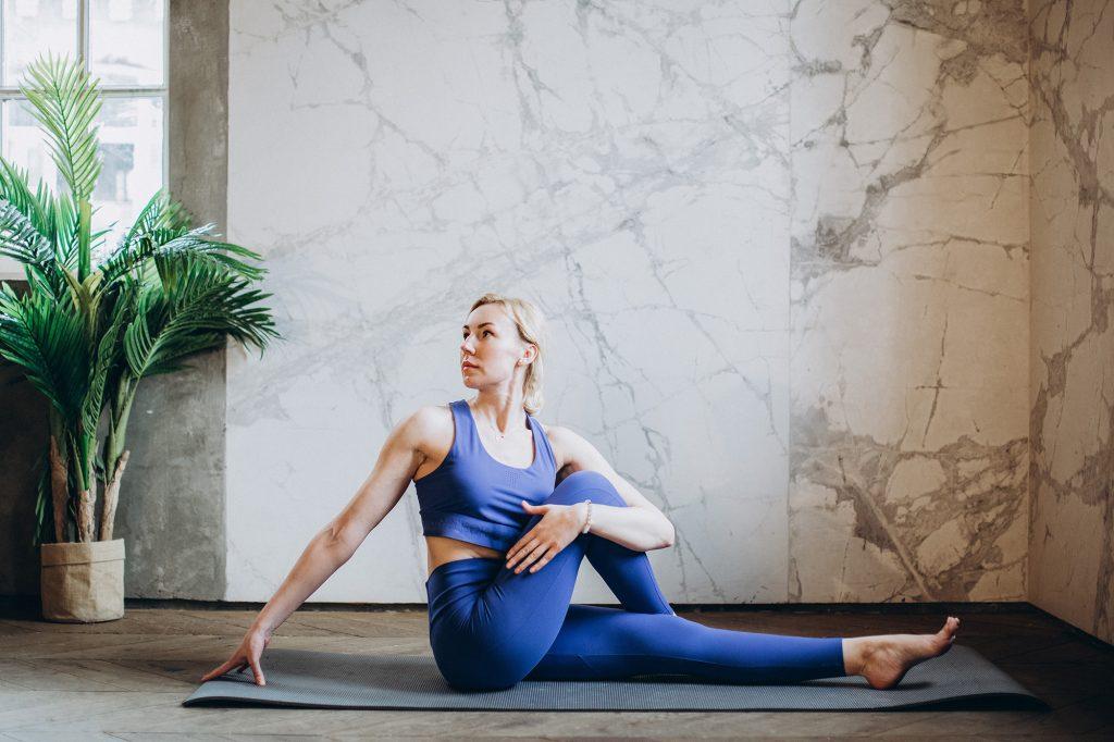 Những lợi ích tuyệt vời của Yoga Hip đến với lưng