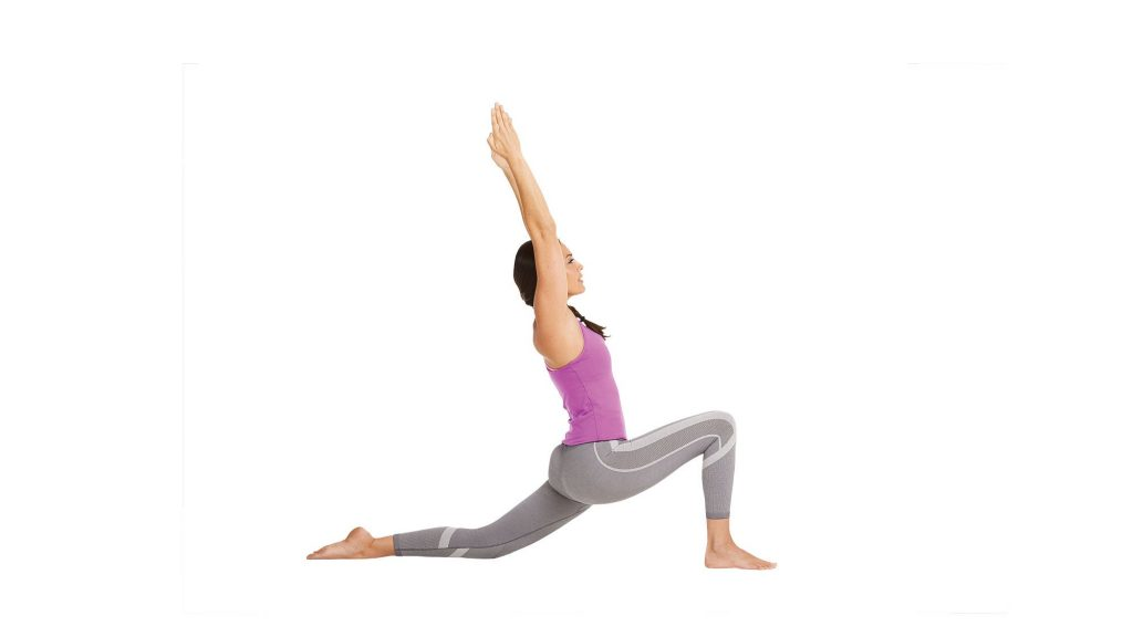 Tư thế Yoga Hip Low Lunge