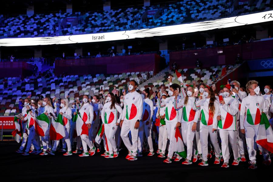 Đội tuyển Ý tại Olympic Tokyo 2020