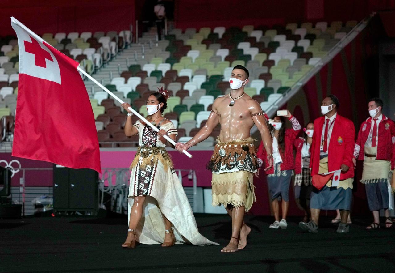Đội tuyển Tonga