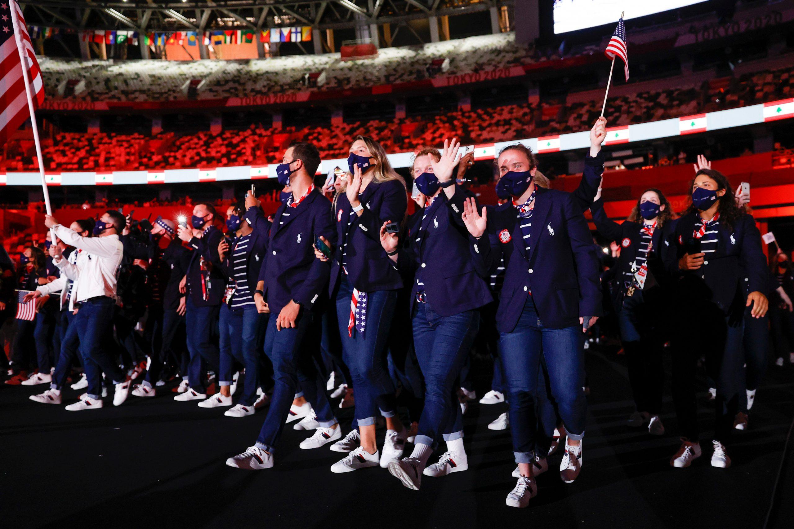 Đội tuyển Mỹ tại Olympic 2020
