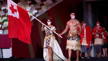 Olympic Tokyo 2020 và những bộ trang phục đầy ấn tượng của các đội tuyển trong đêm khai mạc
