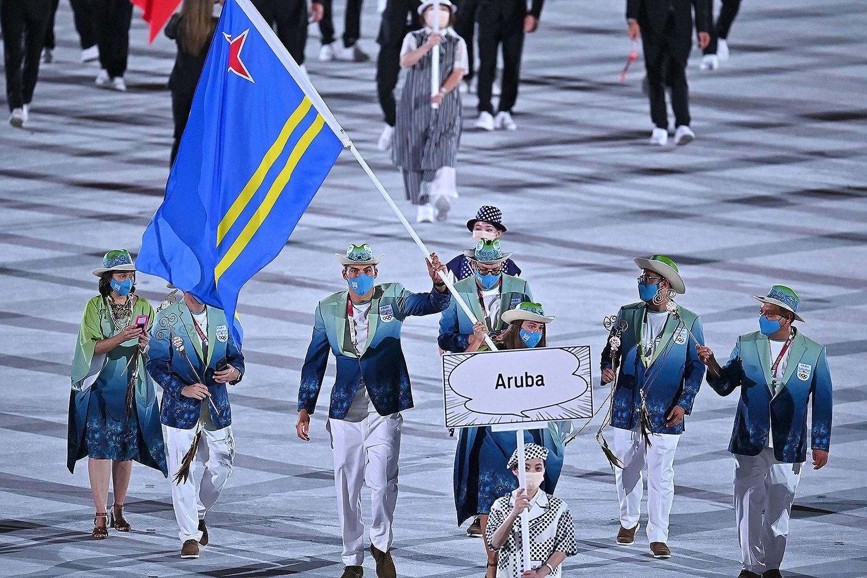 Đội tuyển Olympic Tokyo 2020 Aruba