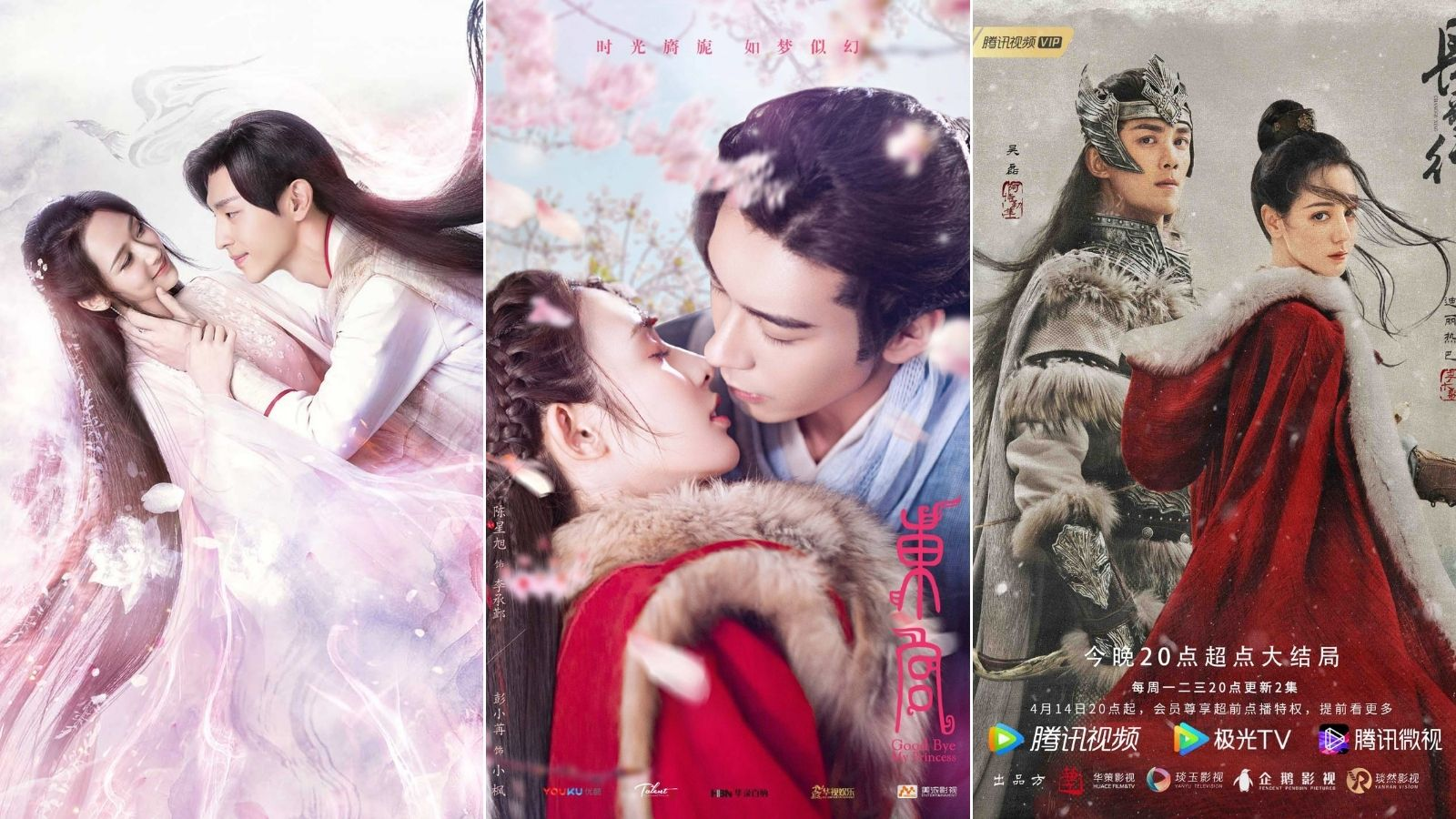 Top 30 phim cổ trang Trung Quốc không thể bỏ qua