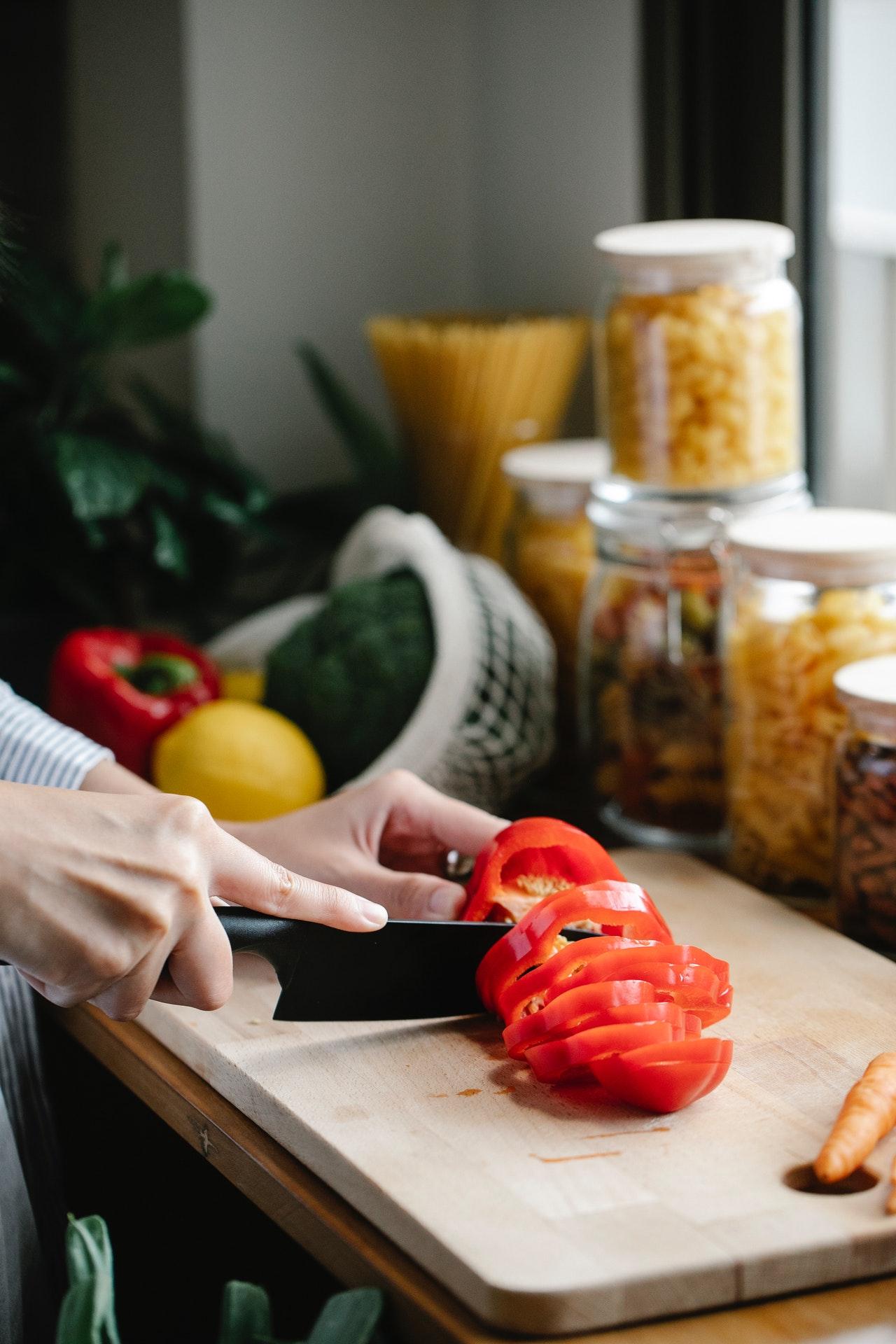 dụng cụ nấu ăn thích hợp