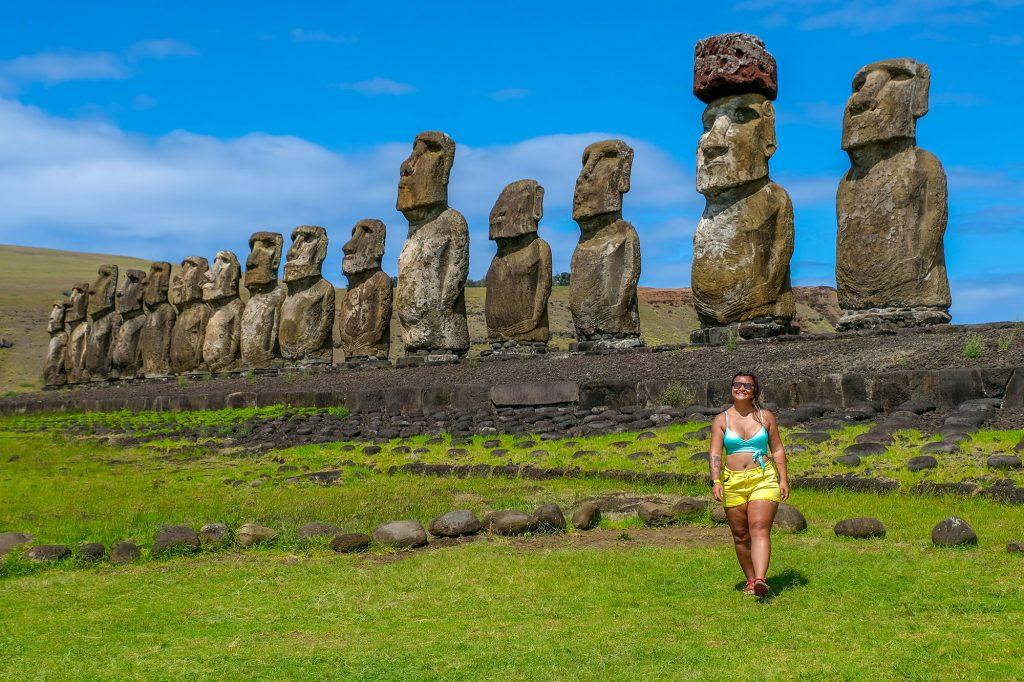 chuyến đi tại đảo Phục Sinh