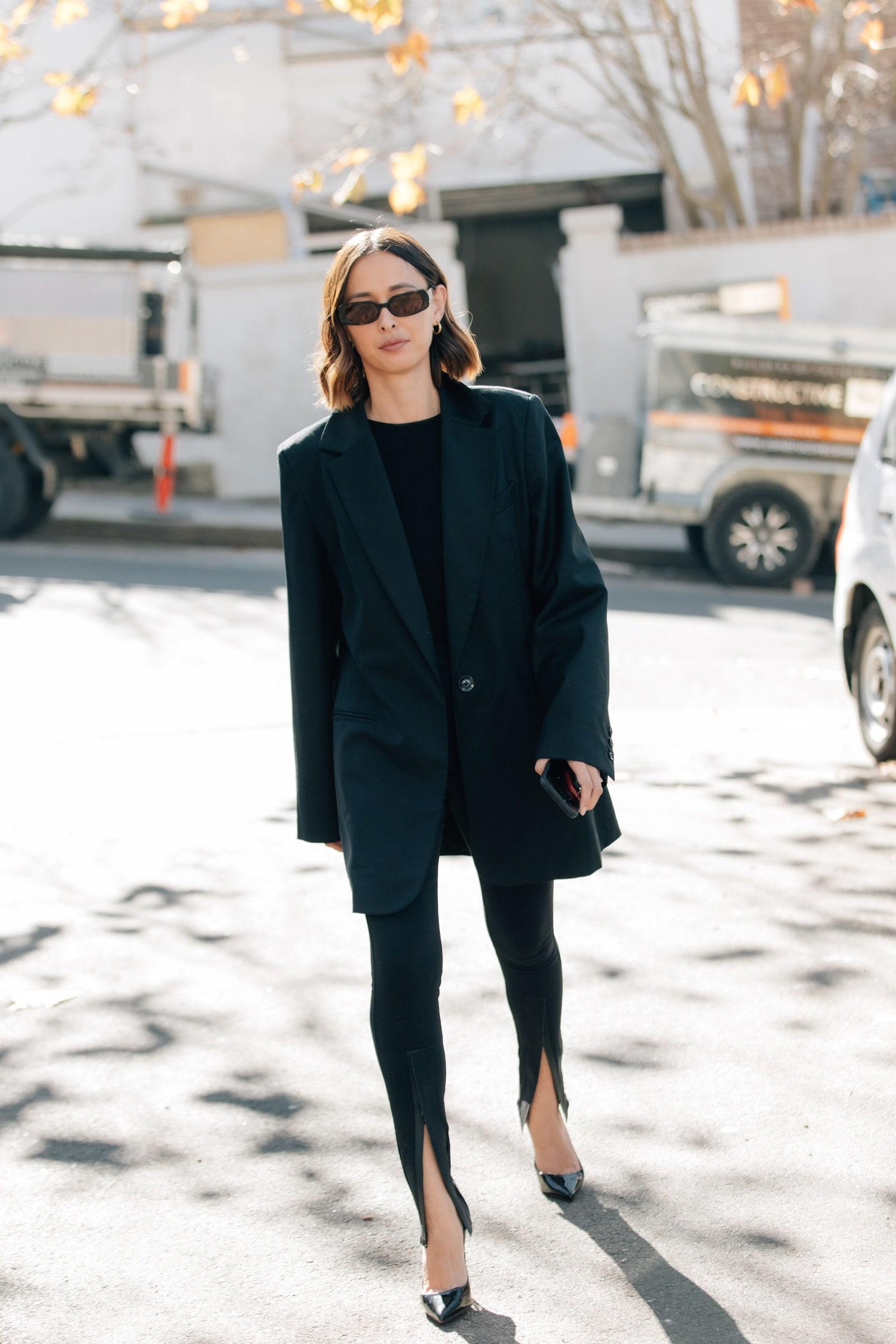 Áo khoác blazer thời trang tinh tế