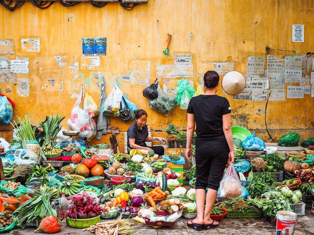 du lịch Emily Lush tại Huế