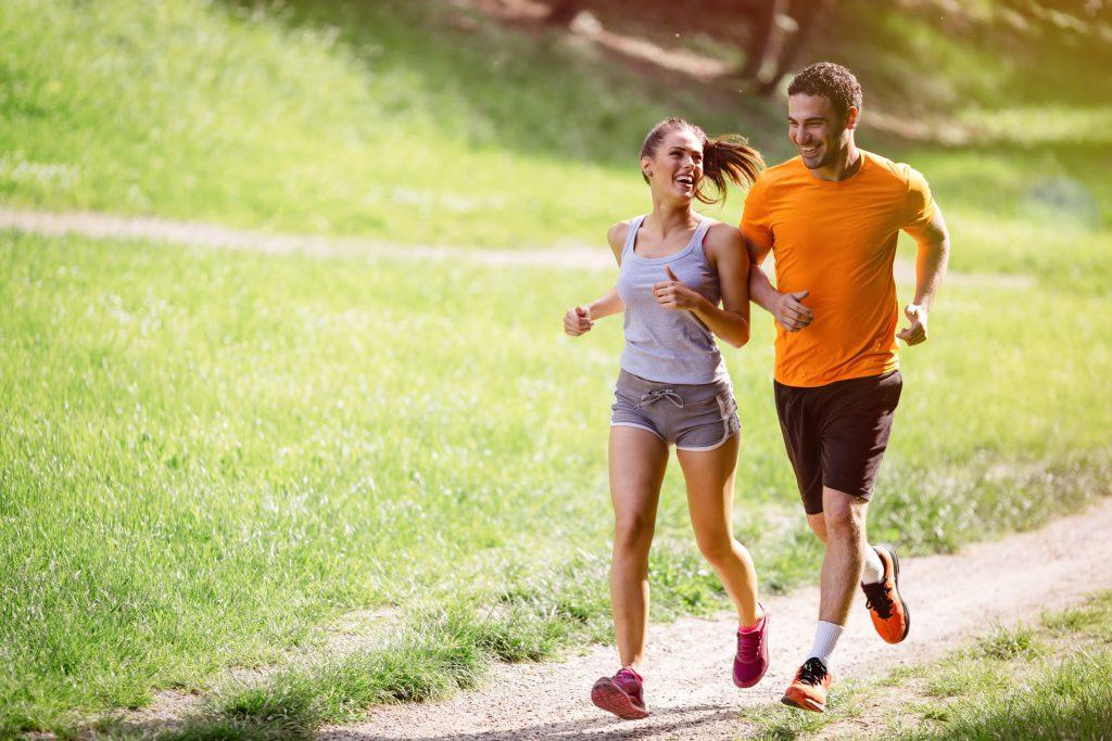 Cơ thể vận động thường xuyên giúp bạn giữ vững BMI