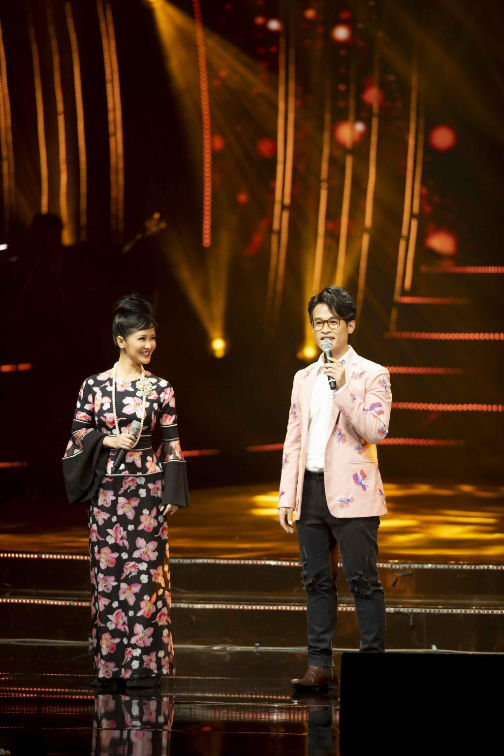 Đại sứ thương hiệu Menard Hà Anh Tuấn trong Đại nhạc hội Son 3