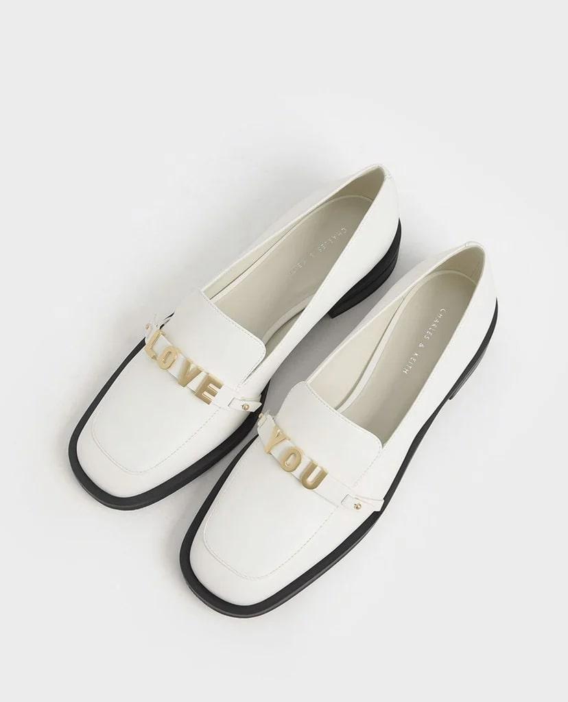 giày lười charles & keith