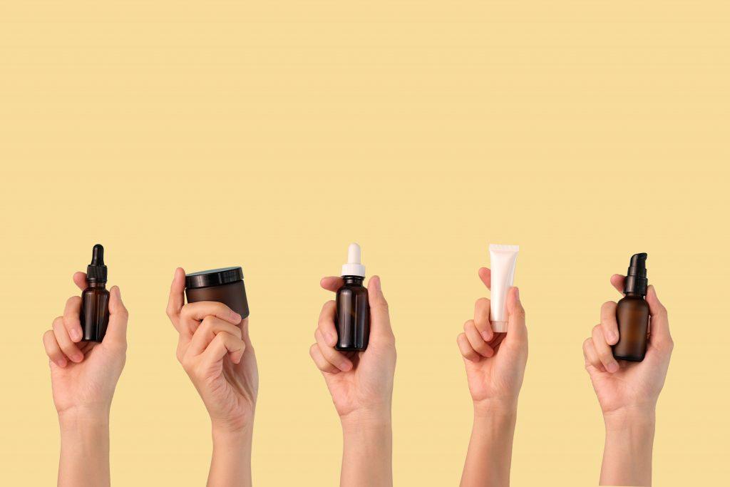 Kem chống nắng có thể kết hợp với tất cả thành phần chăm sóc da