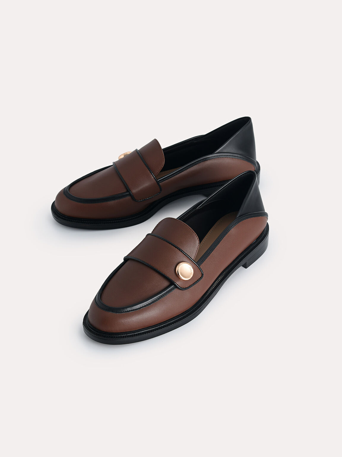 Pedro canvas loafers