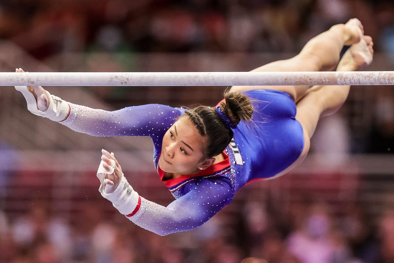 sunisa lee đại diện cho mỹ tại olympic