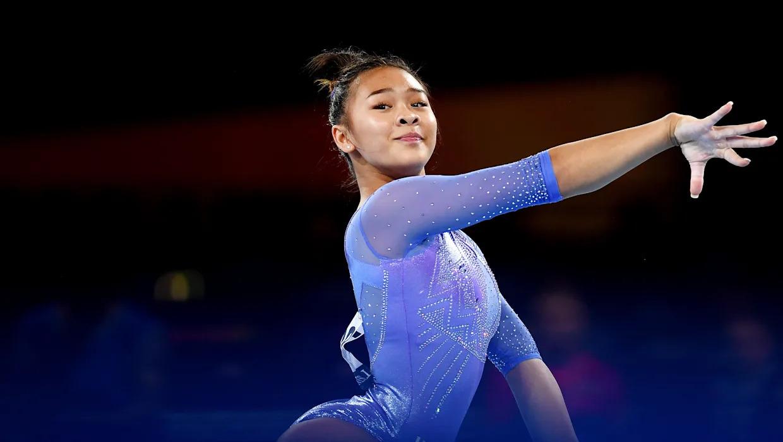 sunisa lee đại diện mỹ tại olympic