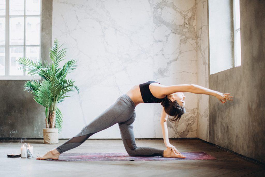 Bài tập yoga dãn cơ giúp hệ tiêu hóa thêm khỏe
