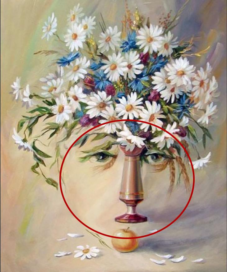 trắc nghiệm trí thông minh trực giác gương mặt