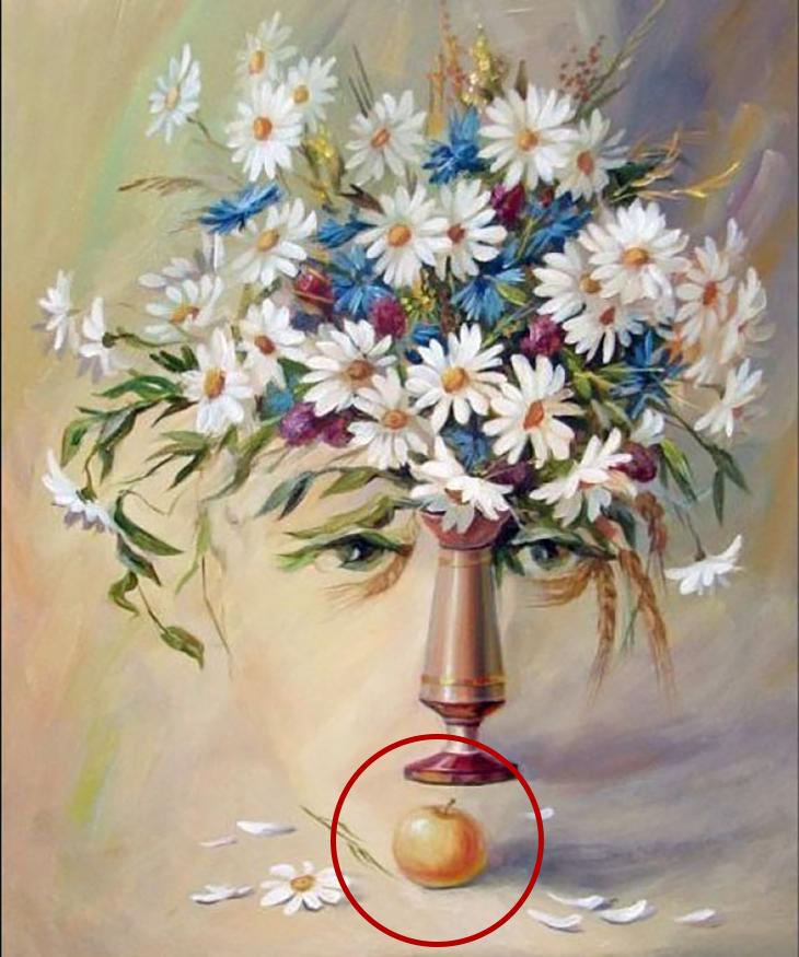 trắc nghiệm trí thông minh quả táo