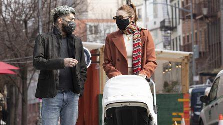 Gigi Hadid và phong cách thời trang trendy từ ngày độc thân cho đến khi làm mẹ