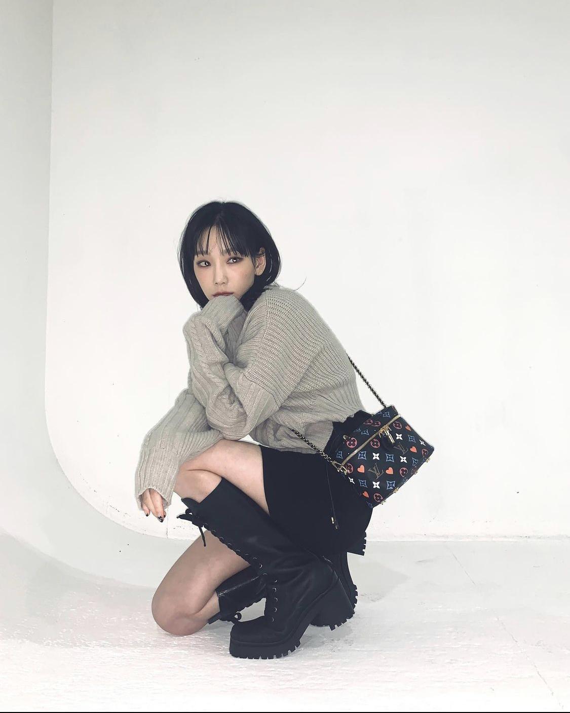 Taeyoen túi xách LV