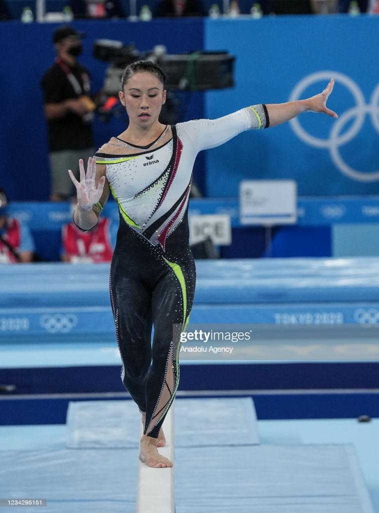 Vận động viên Kim Bùi Olympic 2020