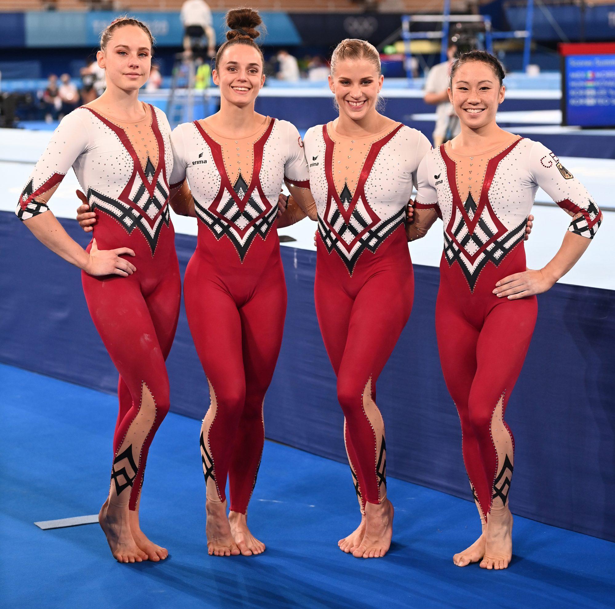 Olympic 2020 đồng phục thi đáu tuyển nữ Đức