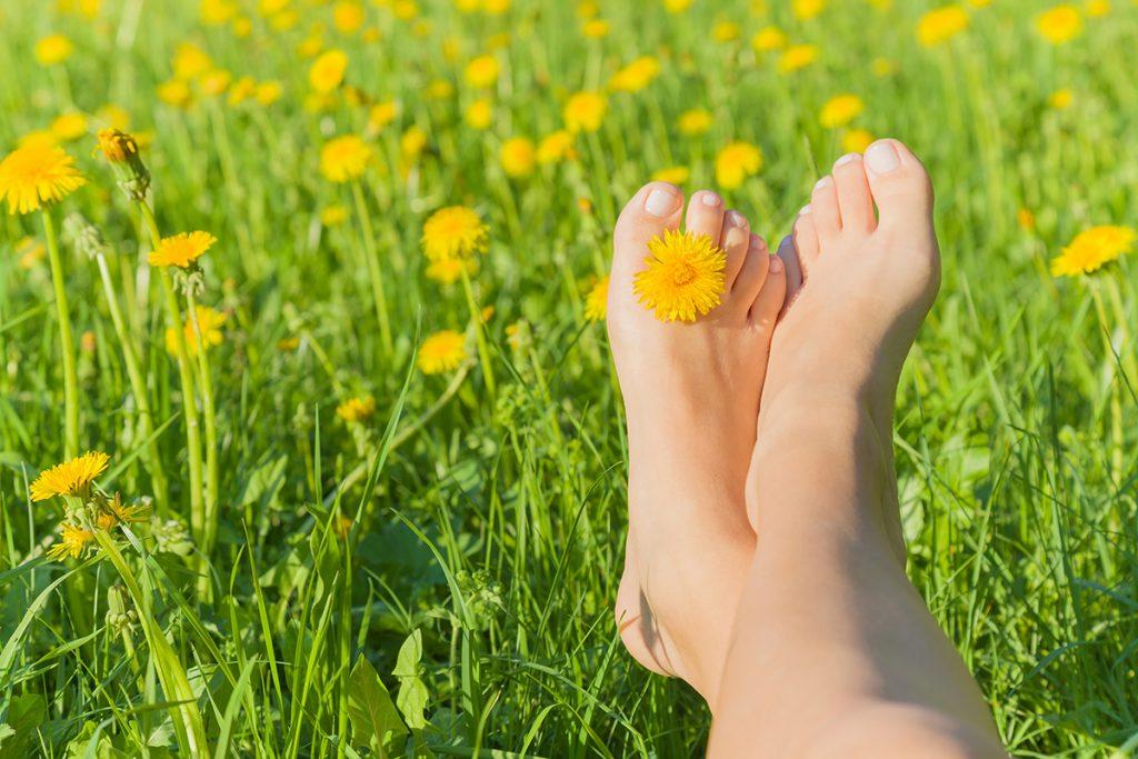 Những bí quyết chăm sóc cho bàn chân khỏe đẹp
