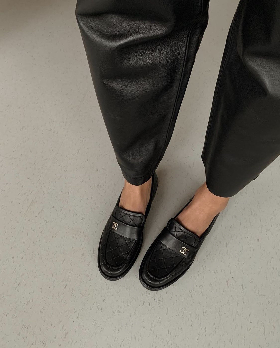 Penny Loafers Chanel