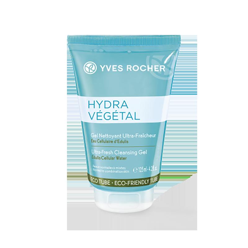 Mỹ phẩm sạch Yves Rocher Ultra Fresh Cleansing Gel