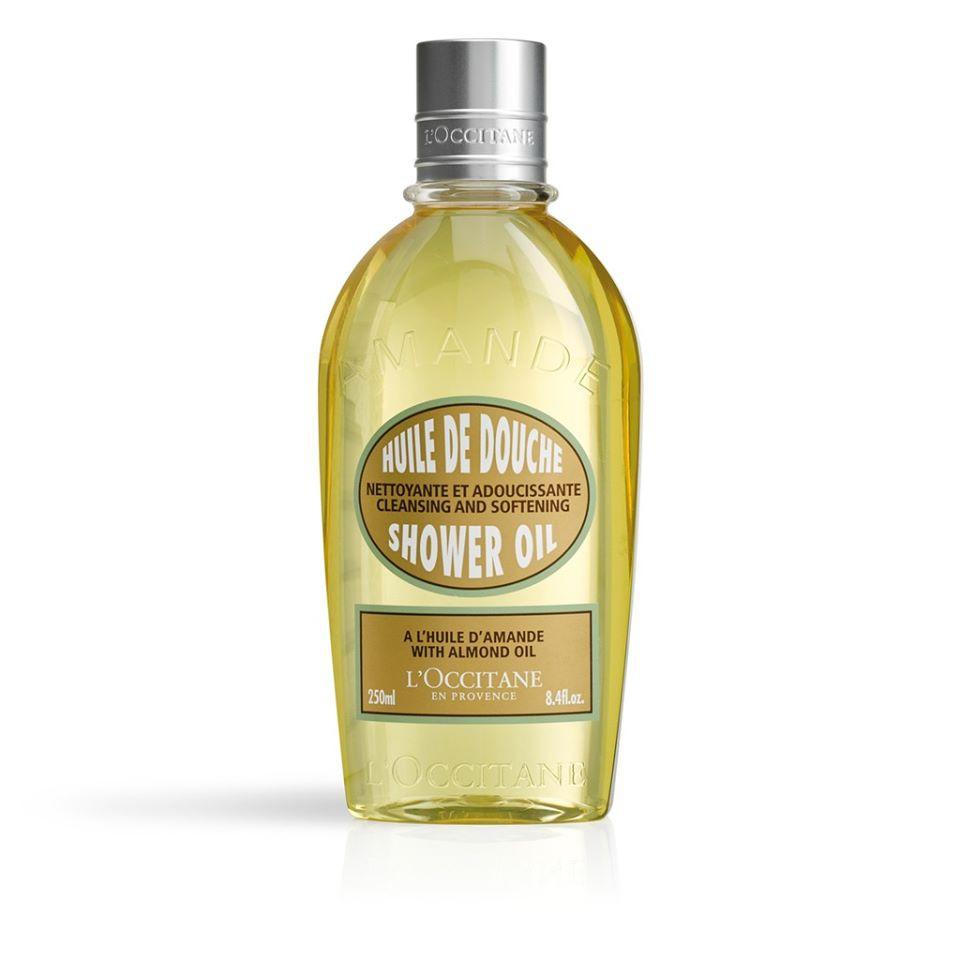 Mỹ phẩm sạch làm đẹp L'Occitane Almond Shower Oil