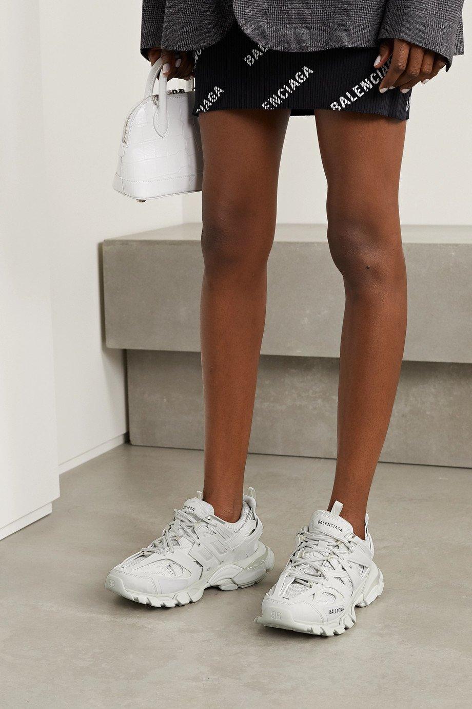 Balenciaga sneakers white
