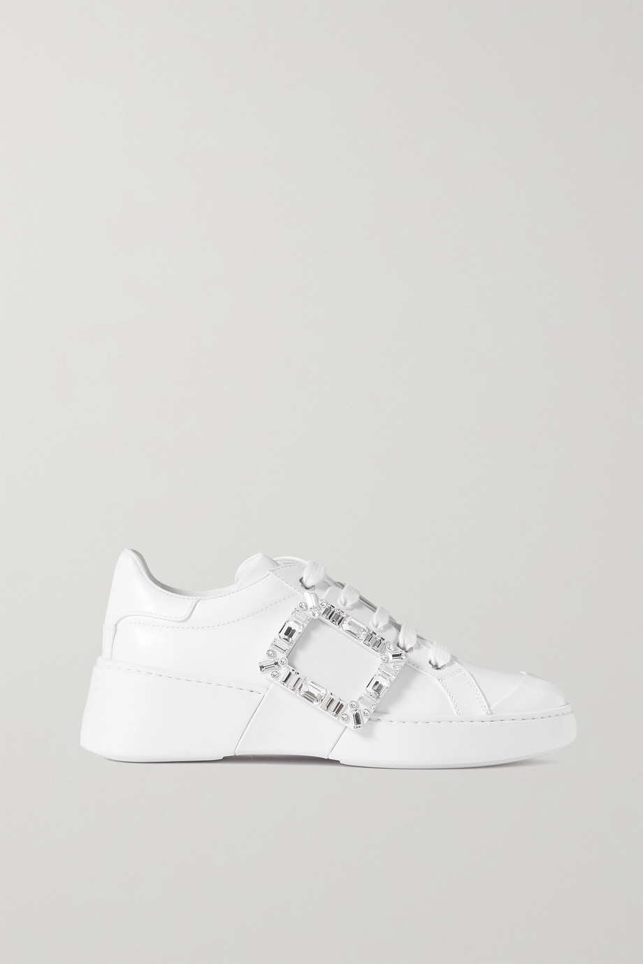 Roger Vivier sneakers with crystals