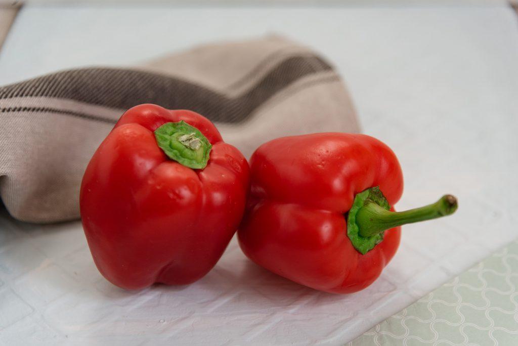 Ớt chuông đỏ hỗ trợ tăng cường đề kháng cho cơ thể