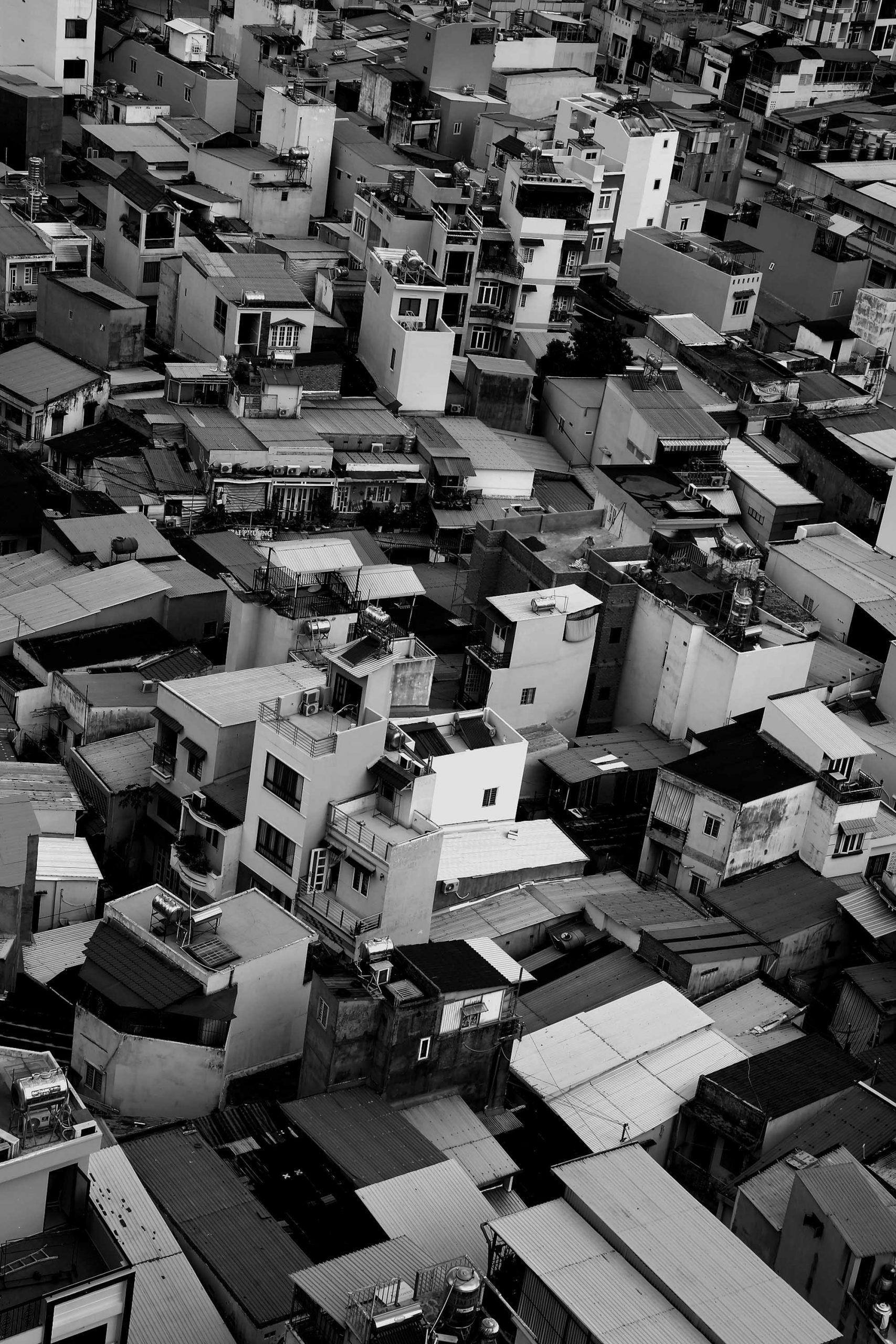 Sài Gòn mùa giãn cách