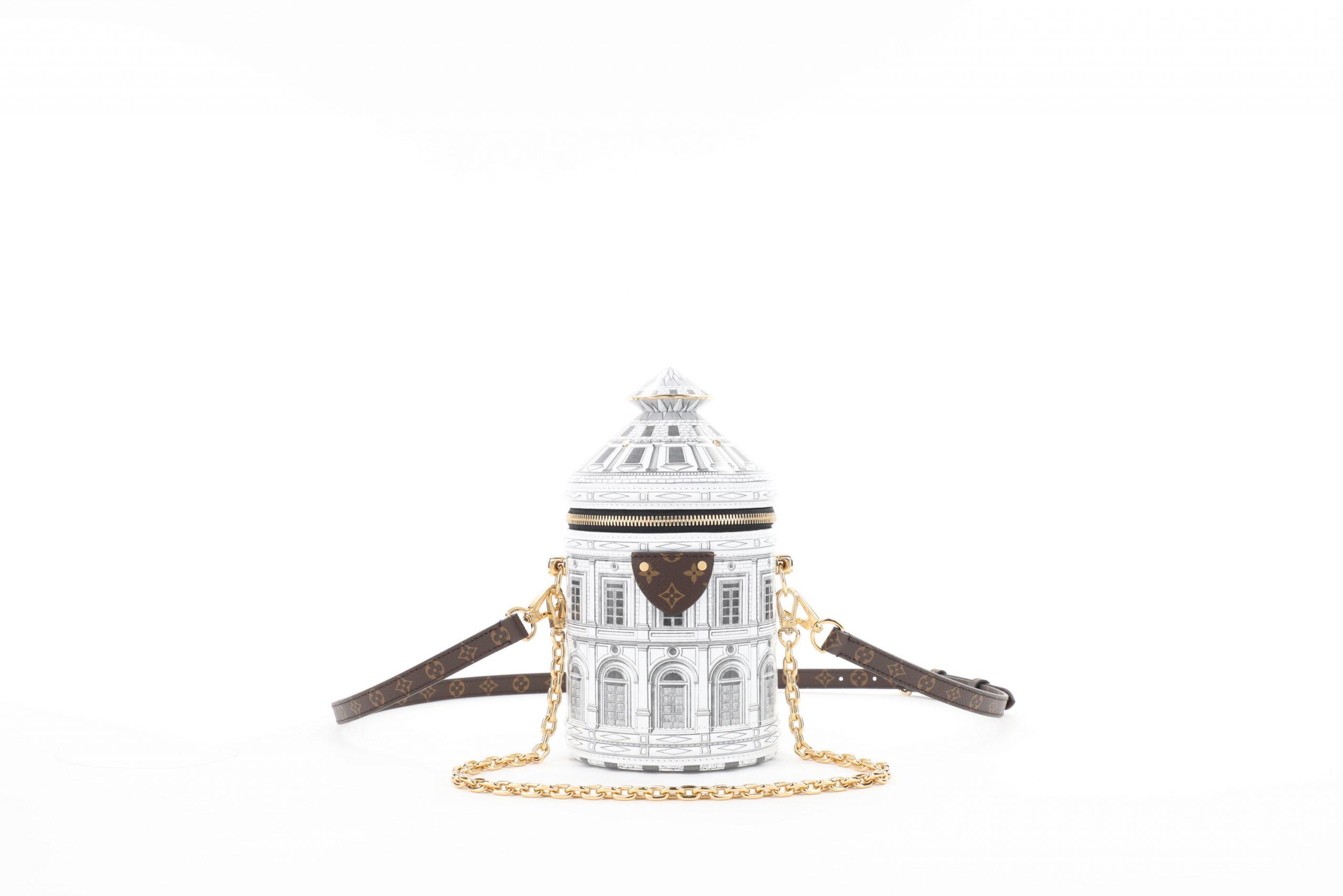 Túi xách Louis Vuitton x Fornasetti