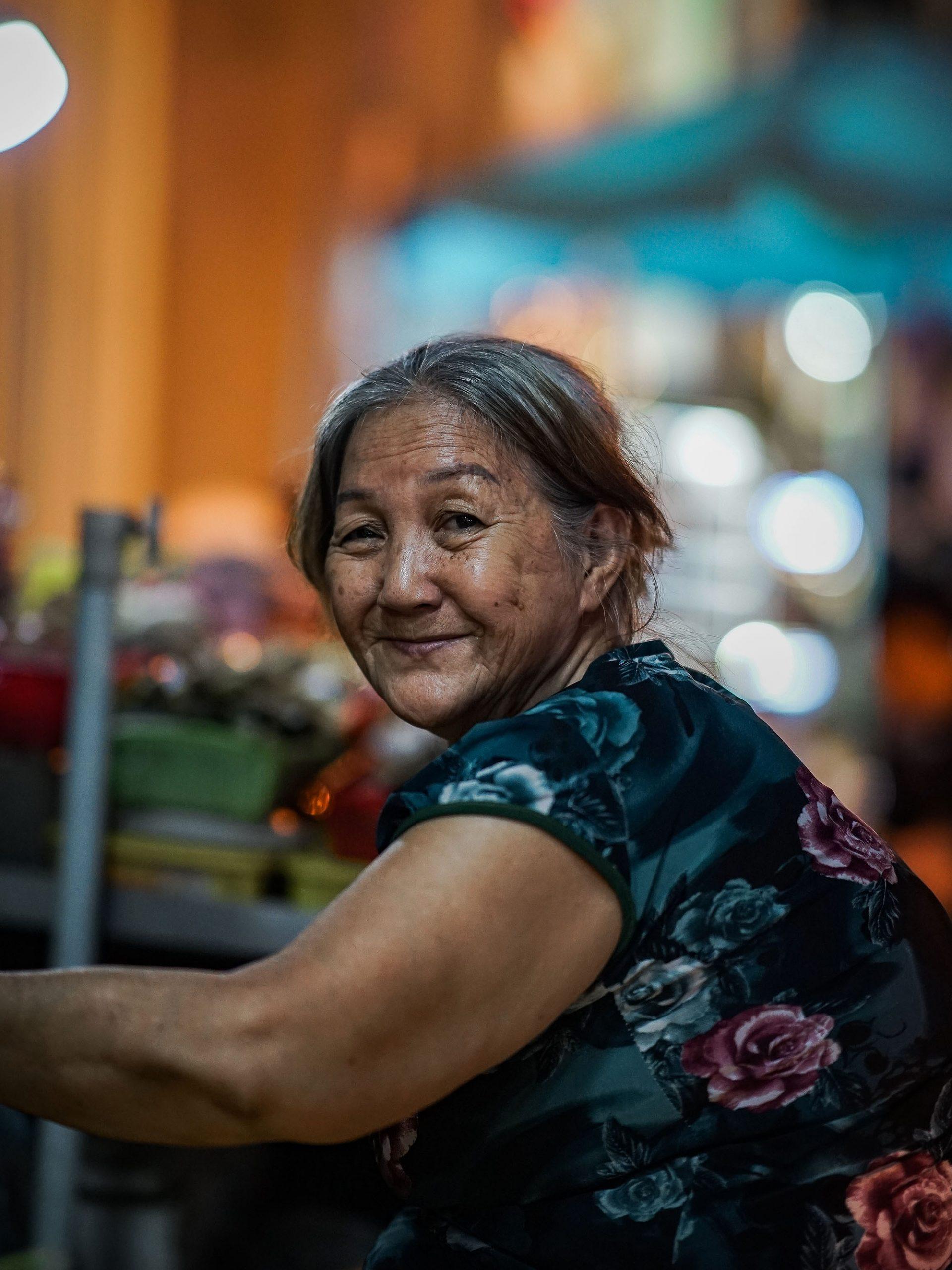 Sài Gòn cô chú bán hàng