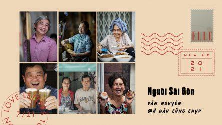 , Love Letters To Saigon #5: Người bạn khổng lồ