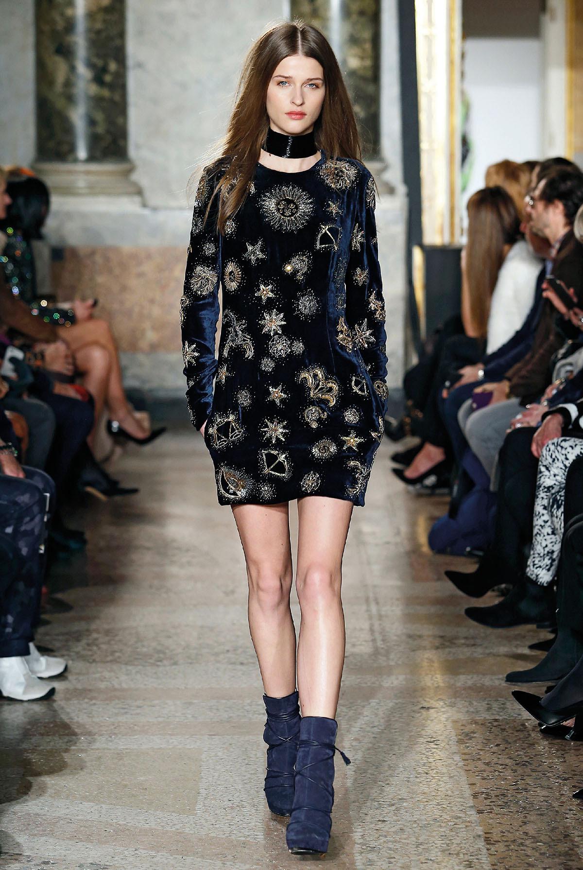 Emilio Pucci thời trang cung hoàng đạo