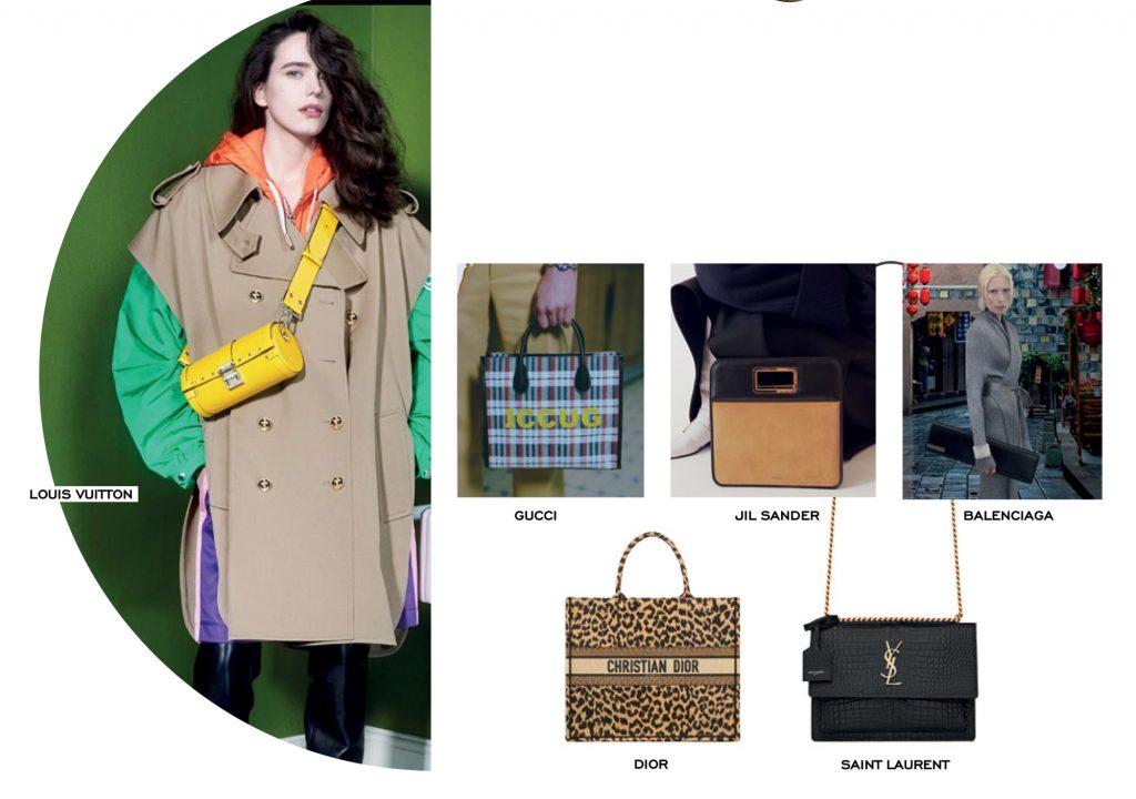 fashion geometric handbags