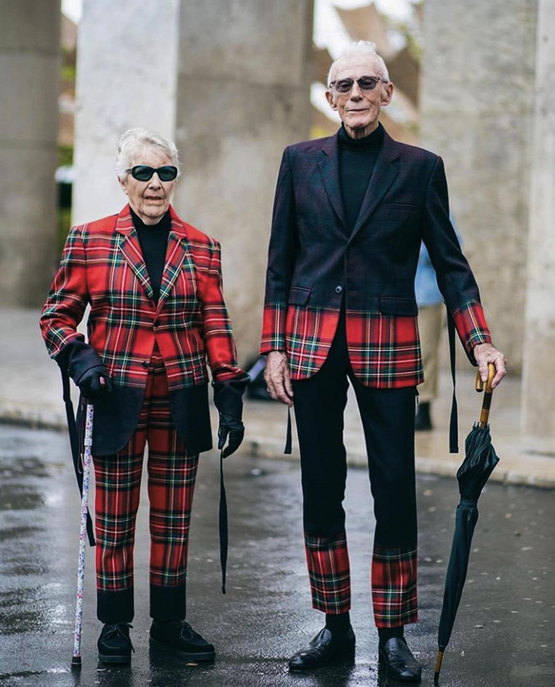 Sọc caro tartan truyền thống scotland