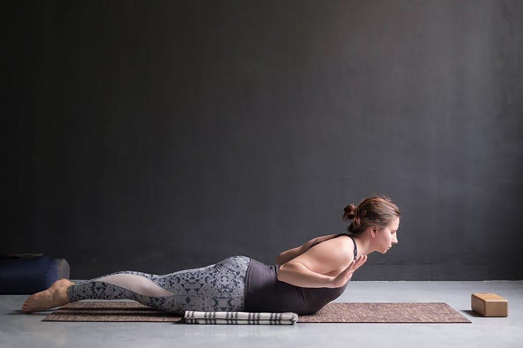 Bài tập Yoga giúp bạn ngủ ngon hơn
