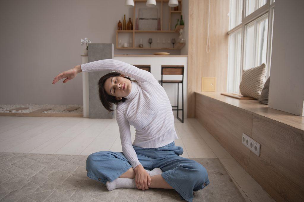 Cải thiện chất lượng giấc ngủ cùng các bài tập Yoga