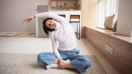 Thư giãn cùng 4 bài tập yoga giúp bạn có một giấc ngủ ngon