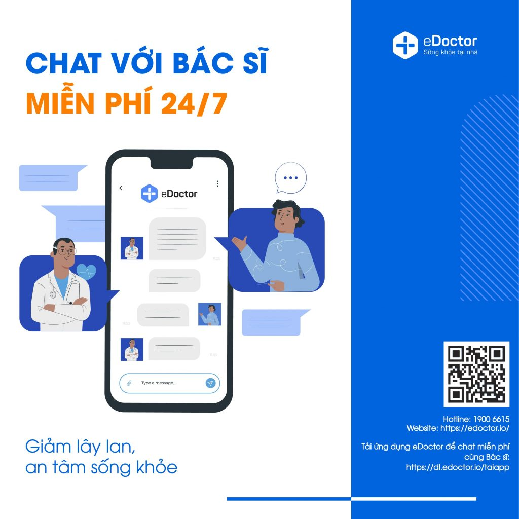 Ứng dụng eDoctor.