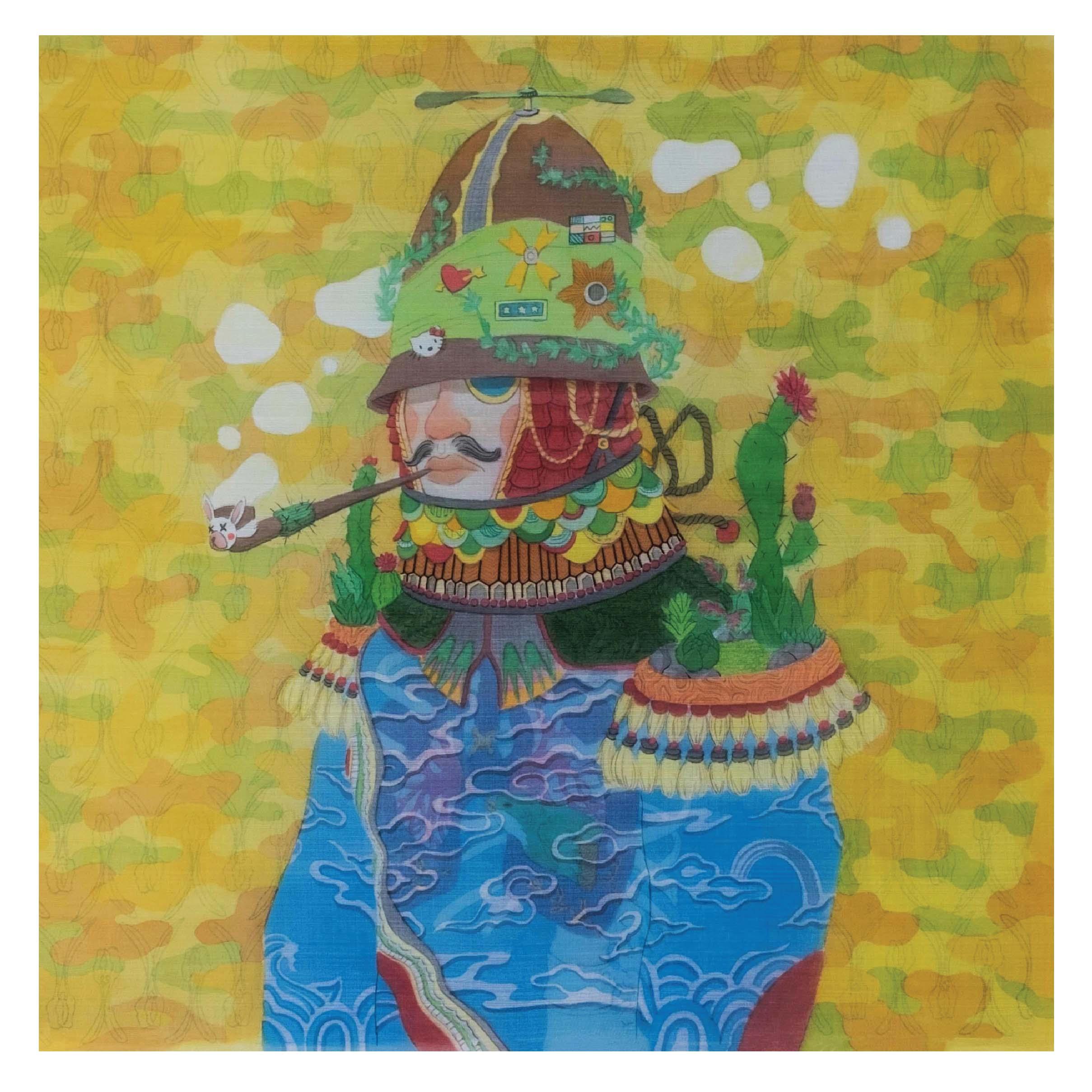 tác phẩm nghệ thuật Trần Nguyễn Trung Tín