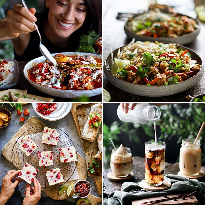 chế độ ăn uống dựa trên thực vật của @pickuplimes