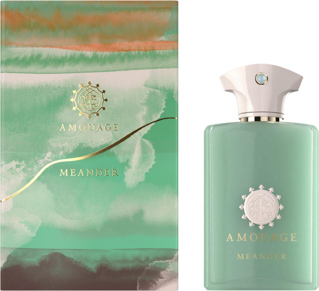 mùi hương Meander của Amouage