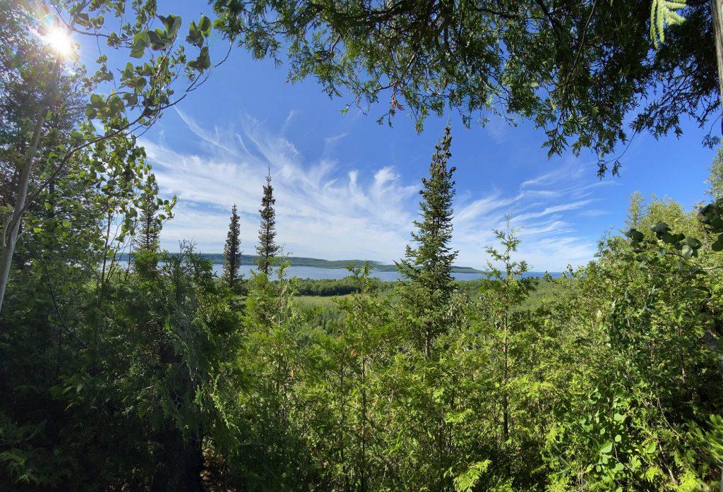 Canada khung cảnh Cape Croke