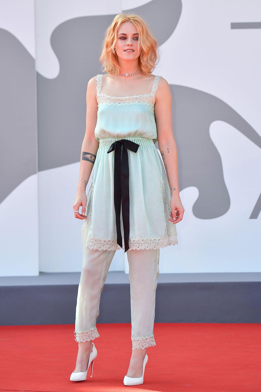 Kristen Stewart fashion Chanel