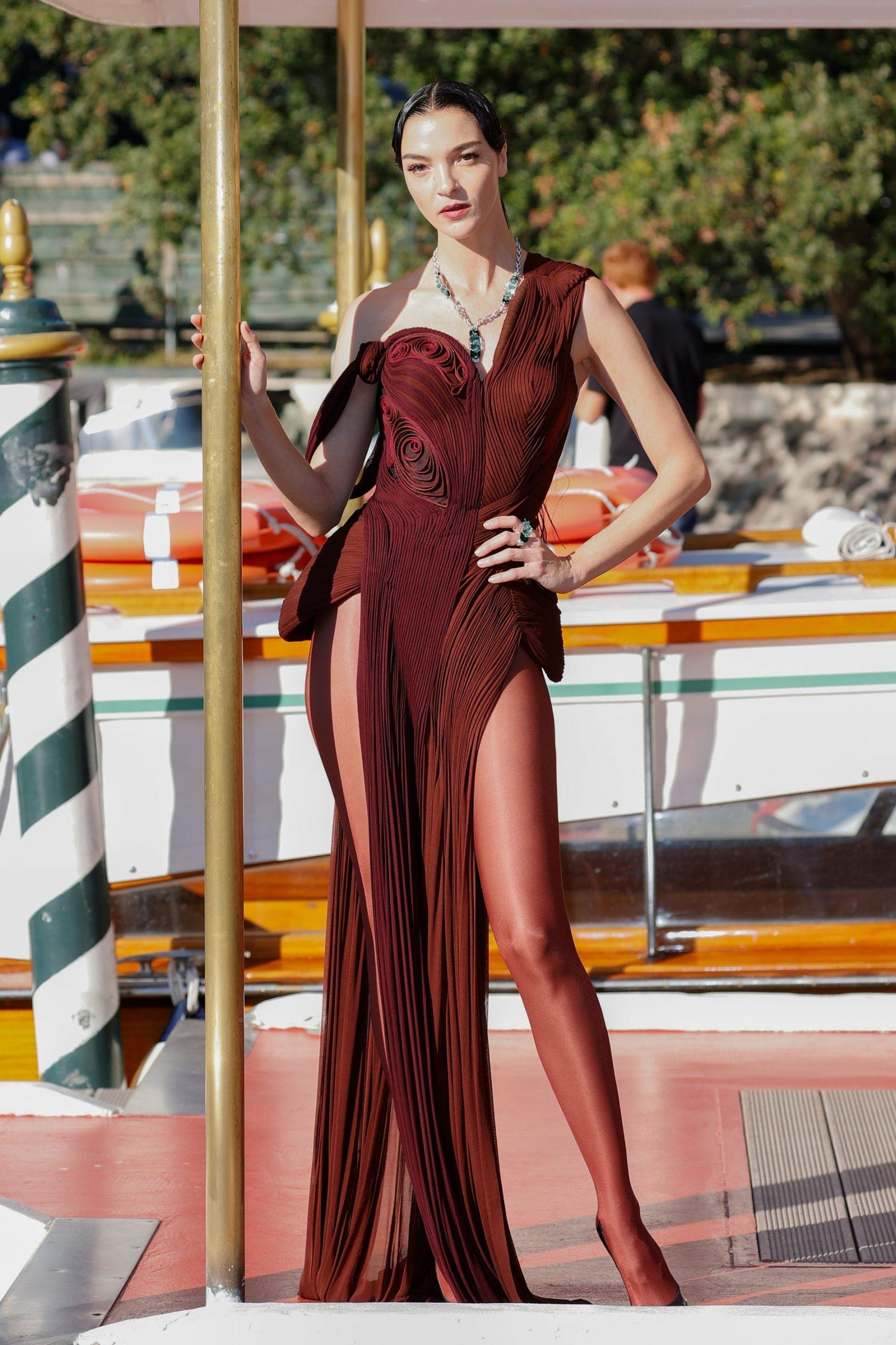 Model Mariacarla Boscono